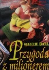 Okładka książki Przygoda z milionerem Steffie Hall