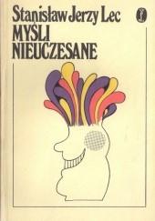 Okładka książki Myśli nieuczesane Stanisław Jerzy Lec