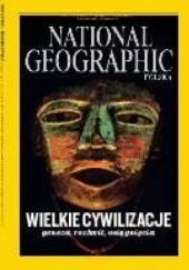 Okładka książki National Geographic 04/2013 (163) Redakcja magazynu National Geographic