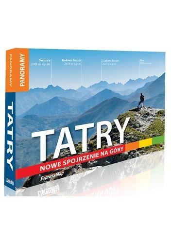 Okładka książki Tatry. Nowe spojrzenie na góry praca zbiorowa