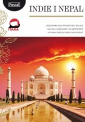 Okładka książki Indie i Nepal - Złota Seria Justyna Sromek