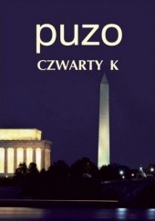 Okładka książki Czwarty K Mario Puzo