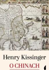 Okładka książki O Chinach Henry Kissinger