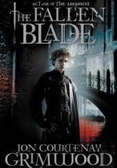Okładka książki The Fallen Blade Jon Courtenay Grimwood