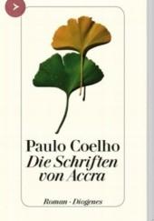 Okładka książki Die Schriften von Accra Paulo Coelho