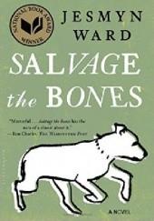 Okładka książki Salvage the bones Jesmyn Ward