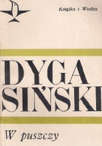 Okładka książki W puszczy