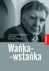 Okładka książki Wańka-wstańka Janusz Rolicki,Krzysztof Pilawski