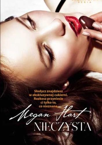 Okładka książki Nieczysta Megan Hart