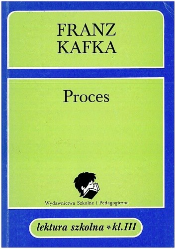 Okładka książki Proces Franz Kafka