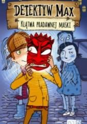 Okładka książki Klątwa pradawnej maski. Simon Cheshire