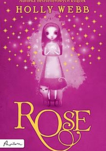 Okładka książki Rose Holly Webb