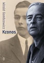 Okładka książki Kronos Witold Gombrowicz