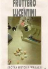Okładka książki Krótka historia wakacji