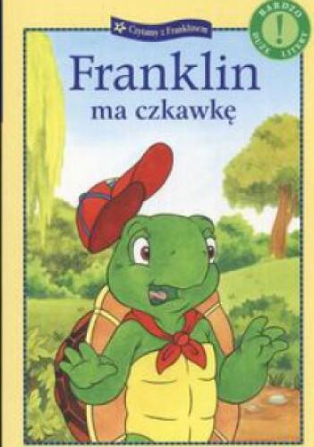 Okładka książki Franklin ma czkawkę Paulette Bourgeois,Brenda Clark,Sharon Jennings
