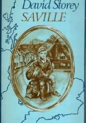 Okładka książki Saville David Storey