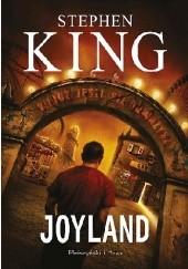 Okładka książki Joyland Stephen King