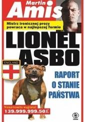 Okładka książki Lionel Asbo. Raport o stanie państwa Martin Amis