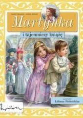 Okładka książki Martynka i tajemniczy książę Gilbert Delahaye