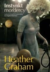 Okładka książki Instynkt mordercy Heather Graham