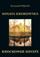 Okładka książki Sonata Krokowska Krzysztof Wójcicki