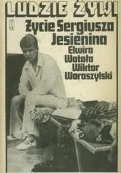 Okładka książki Życie Sergiusza Jesienina