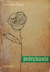 Okładka książki Pożegnania