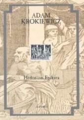 Okładka książki Hedonizm Epikura Adam Krokiewicz