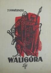 Okładka książki Waligóra. Powieść historyczna z czasów Leszka Białego