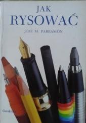 Okładka książki Jak rysować Jose M. Parramon
