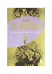 Okładka książki O pocieszeniach, jakie daje filozofia Alain de Botton