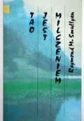 Okładka książki Tao jest milczeniem