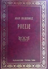 Okładka książki Poezje Adam Mickiewicz
