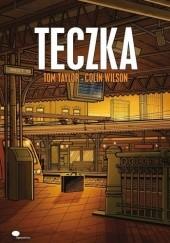 Okładka książki Teczka Colin Wilson,Tom Taylor