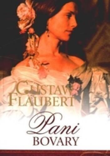 Okładka książki Pani Bovary Gustave Flaubert