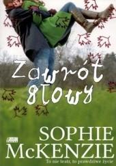 Okładka książki Zawrót głowy Sophie McKenzie