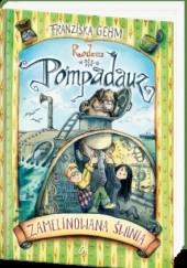 Okładka książki Rodzina Pompadauz. Zamelinowana świnia Franziska Gehm