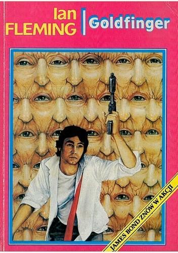 Okładka książki Goldfinger Ian Fleming