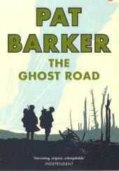 Okładka książki The Ghost Road Pat Barker