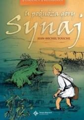 Okładka książki U podnóża góry Synaj Jean-Michel Touche