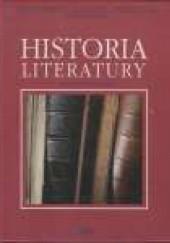 Okładka książki Historia literatury. Od antyku do współczesności Michał Hanczakowski