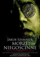 Okładka książki Morze Niegościnne Jakub Szamałek