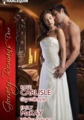 Okładka książki Gry miłosne; Wielka pokusa Emily McKay,Kate Carlisle