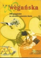 Okładka książki Kuchnia wegańska Agnieszka Olędzka