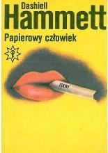 Okładka książki Papierowy człowiek