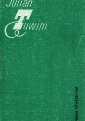 Okładka książki Julian Tuwim Jadwiga Sawicka