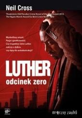 Okładka książki Luther. Odcinek Zero