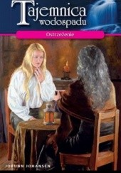 Okładka książki Ostrzeżenie Jorunn Johansen