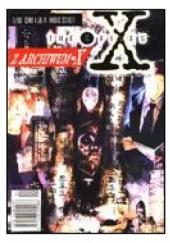 Okładka książki Z Archiwum X 1/1998 Charlie Adlard,Stefan Petrucha