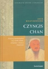 Okładka książki Czyngis Chan